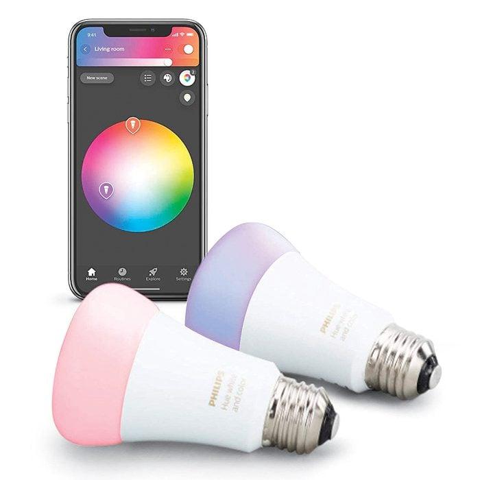 smart lights hub color changing lights