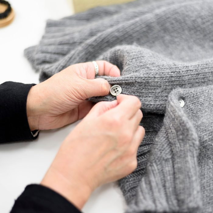 Sew-a-Button