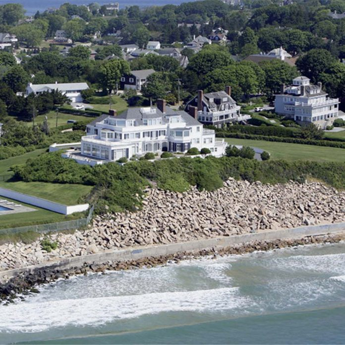 Taylor Swift Beachside home