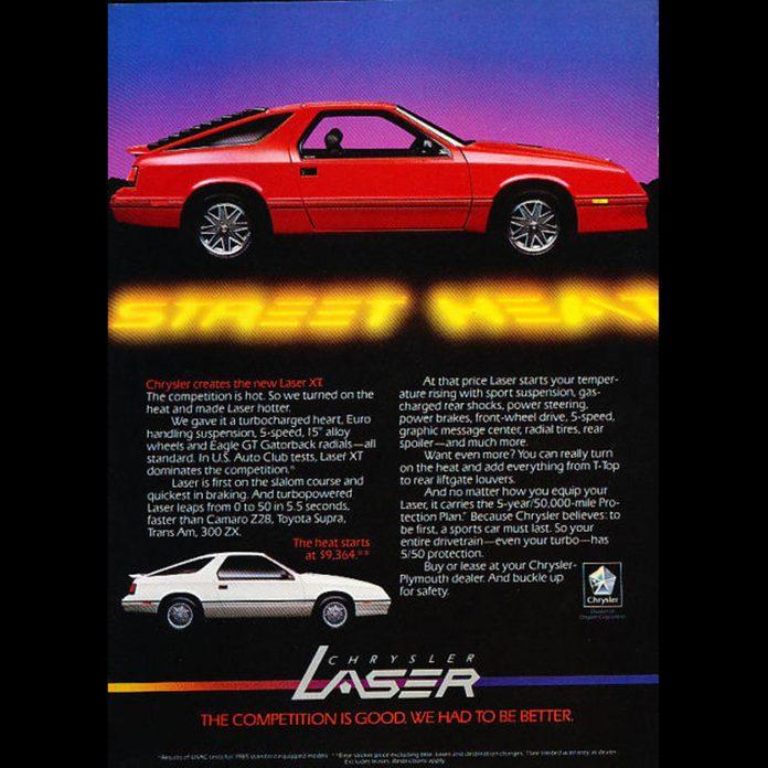 1986-Chrysler-Laser