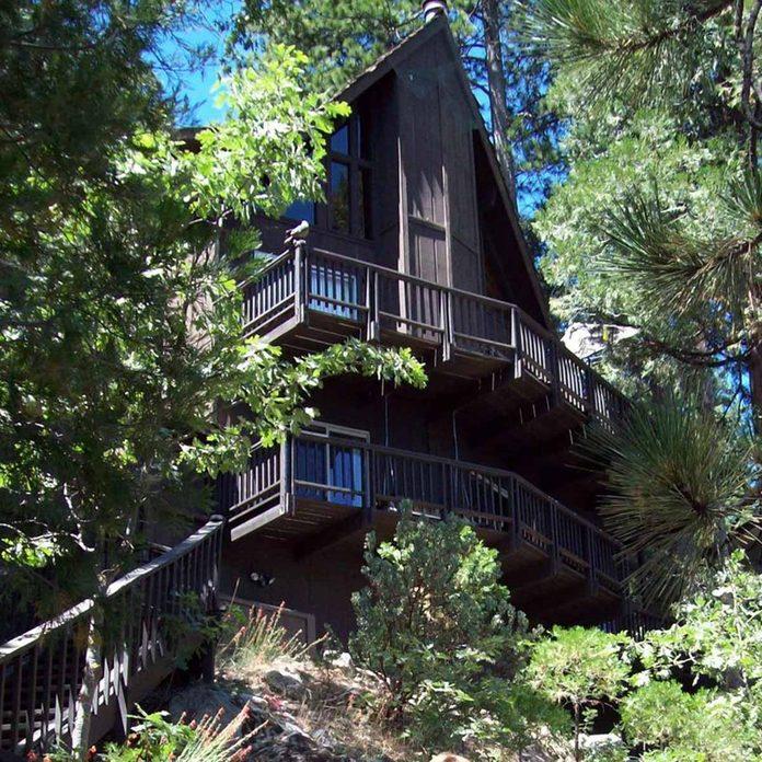 Dick Clark resort home