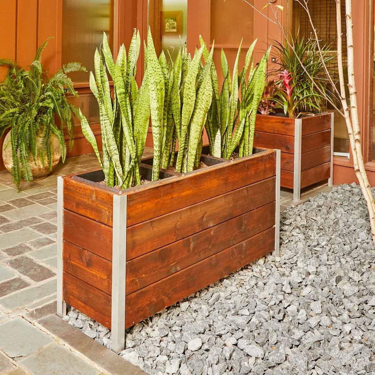 modern planter featured image