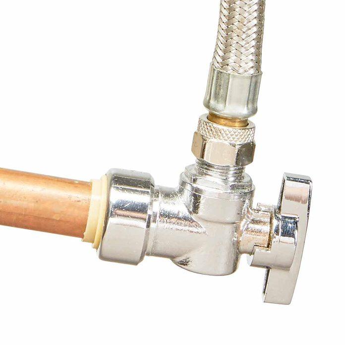 quarter turn shutoff ball valve
