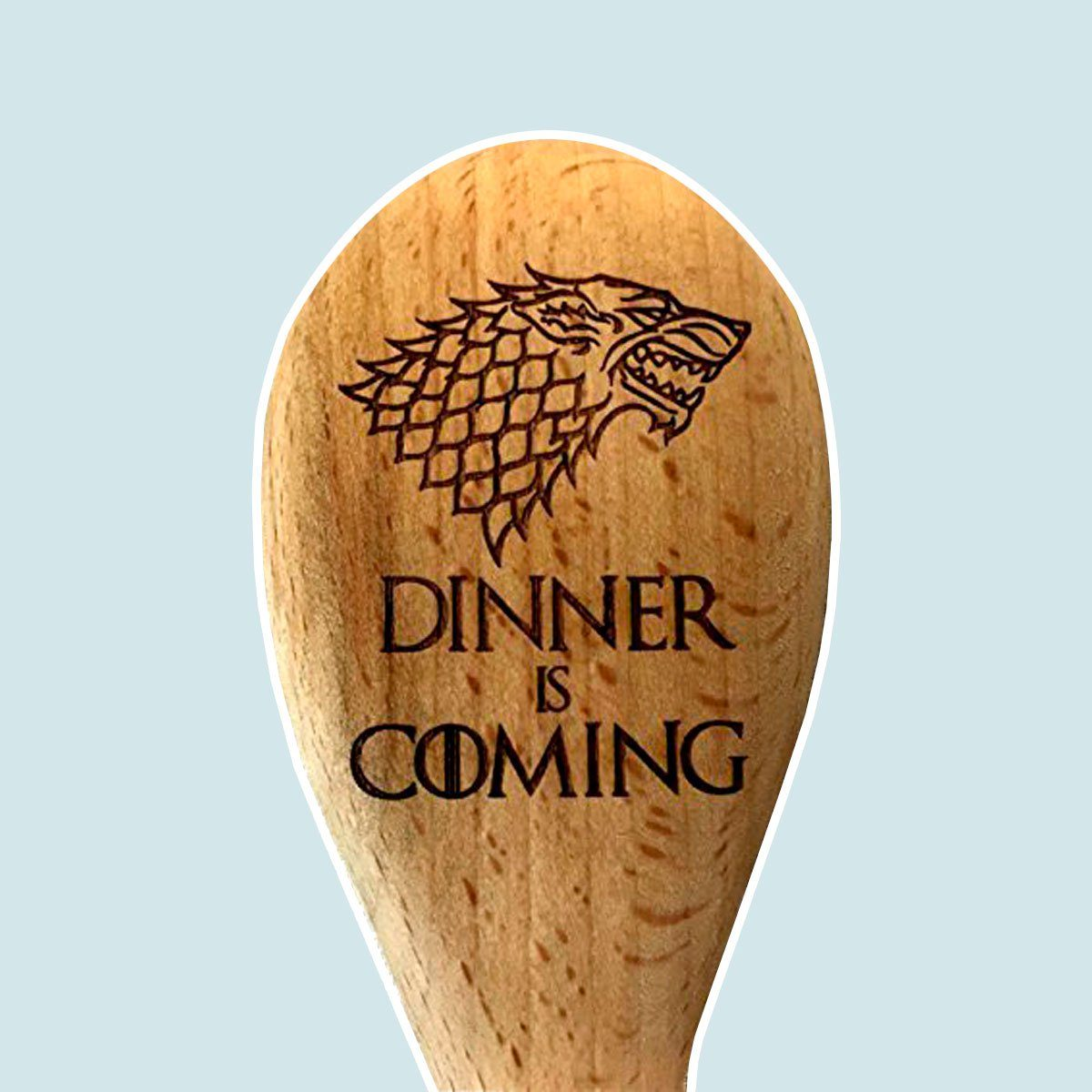 Game of Thrones wooden spoon