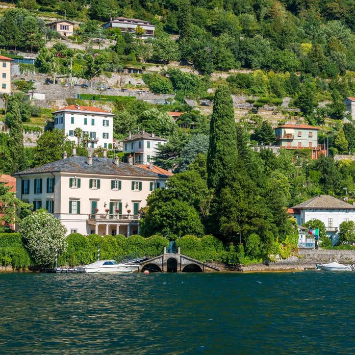 George-Clooney-Italy-Home