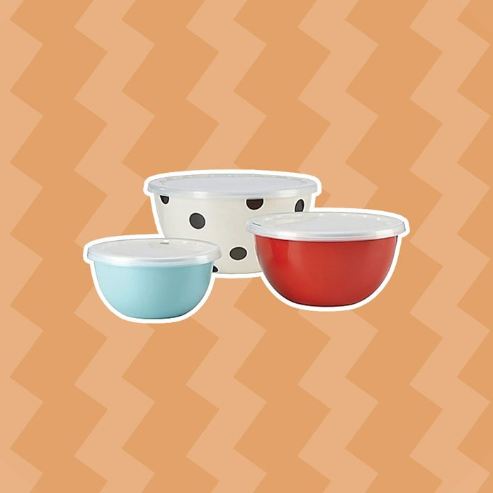 Kate Spade New York All in Good Taste Serve and Store Bowls