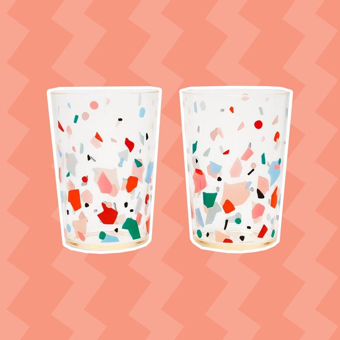 Party On Cocktail Tumblers