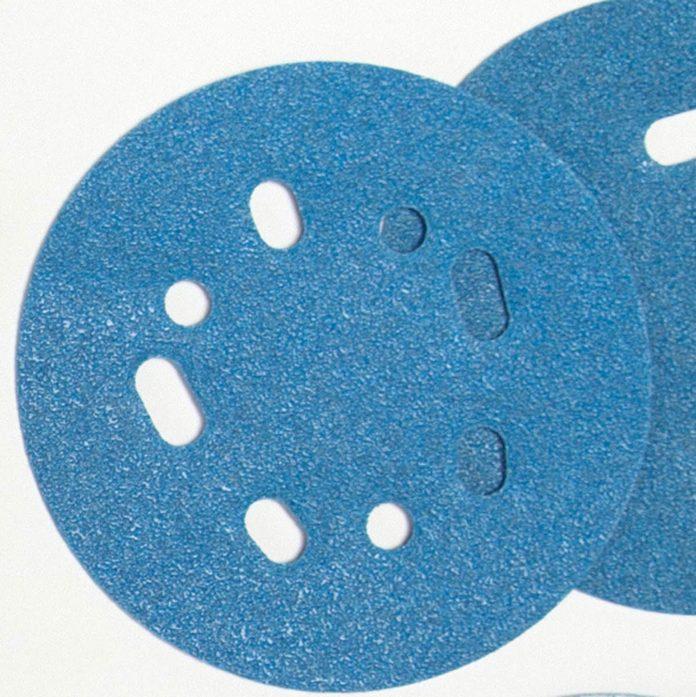Random-orbit-sander-disc-sandpaper