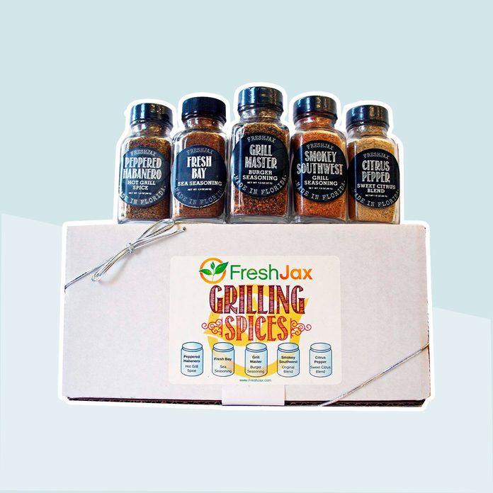 Grilling Spice Gift Set
