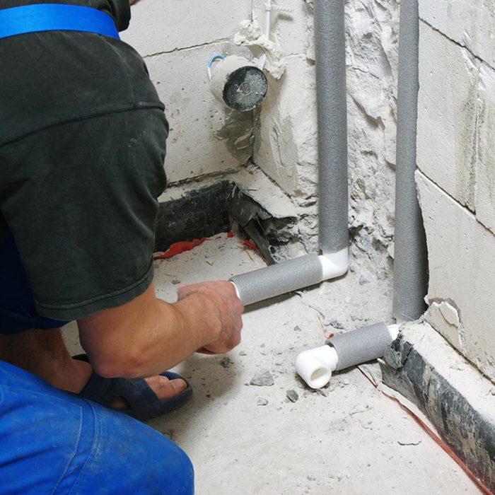 plumbing plumber _130392044