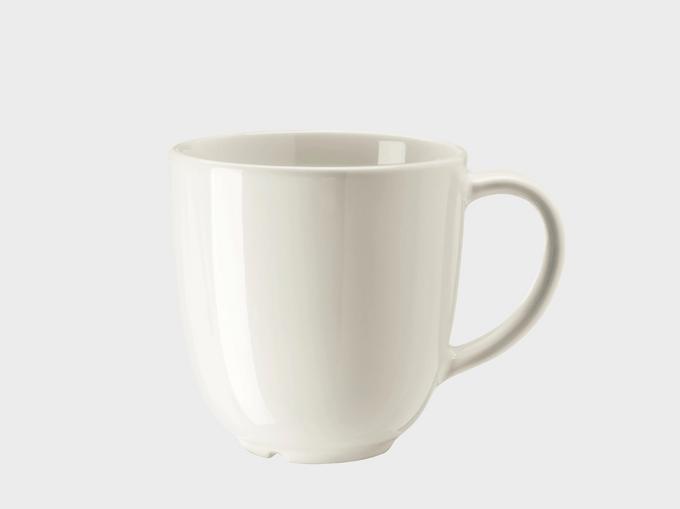ceramic mug from Ikea