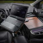 How to Turn Your Work Truck Into An Office
