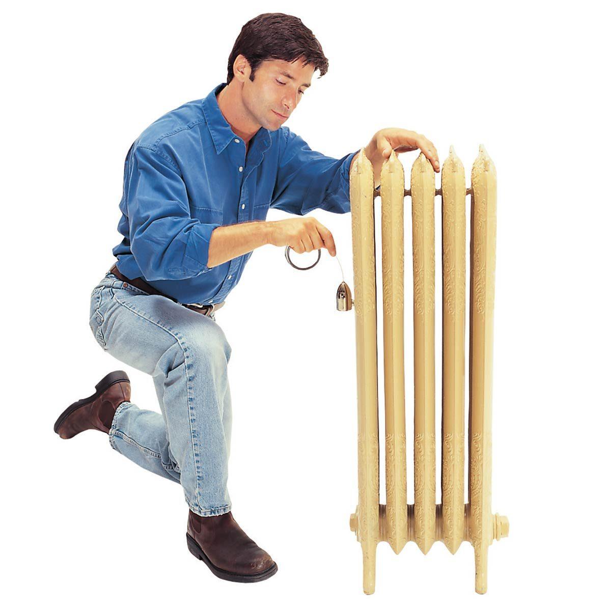 hot water radiator