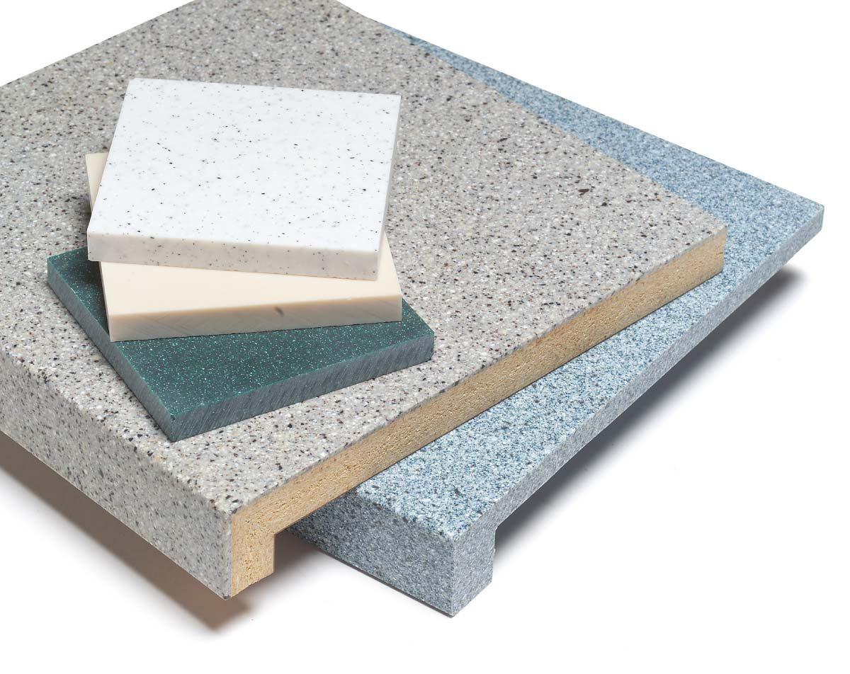 countertops solid surface