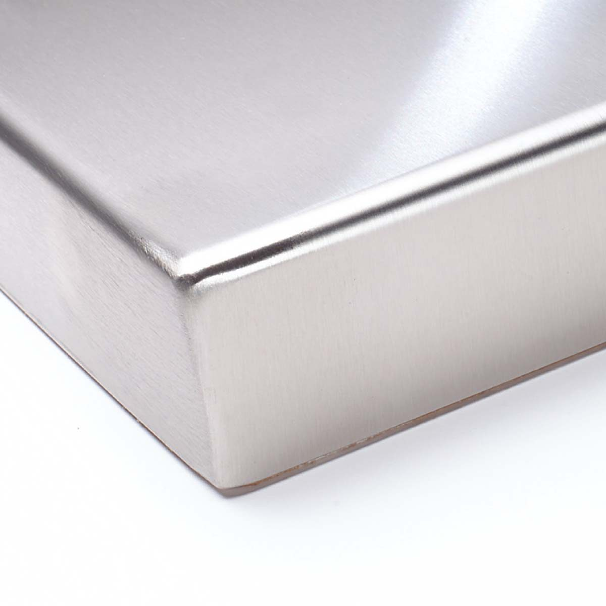 countertops stainless steel