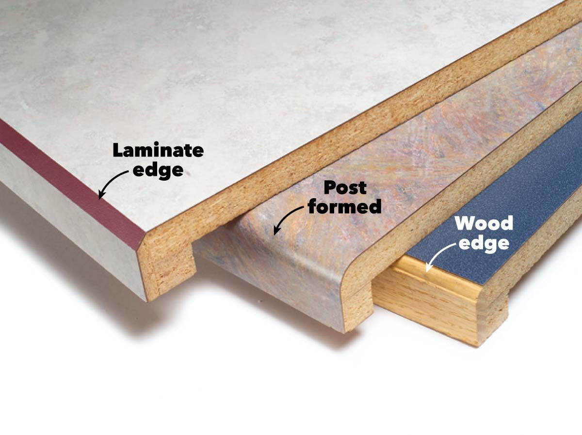 countertops plastic laminate
