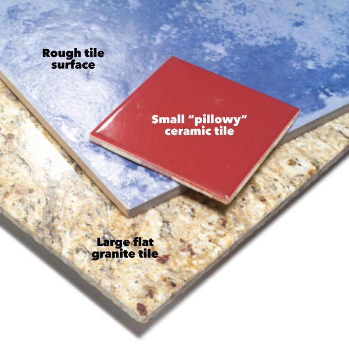 countertops tile