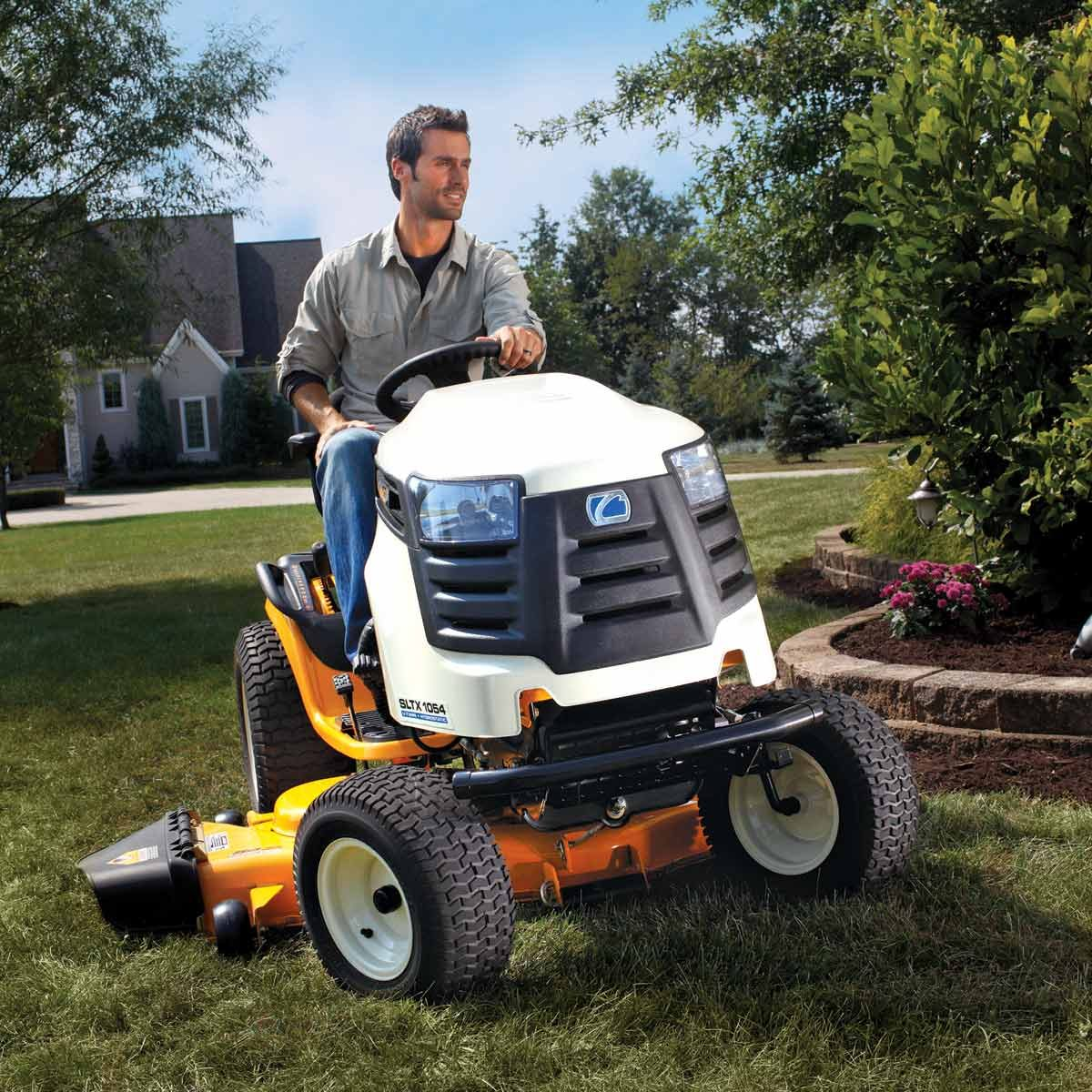 Shopping for a New Riding Mower