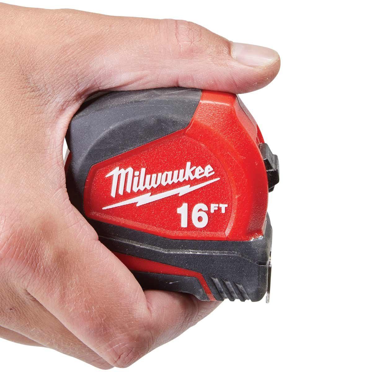 stuff we love Milwaukee measuring tape
