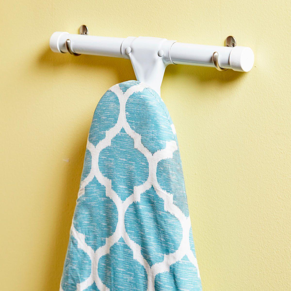 HH ironing board holder