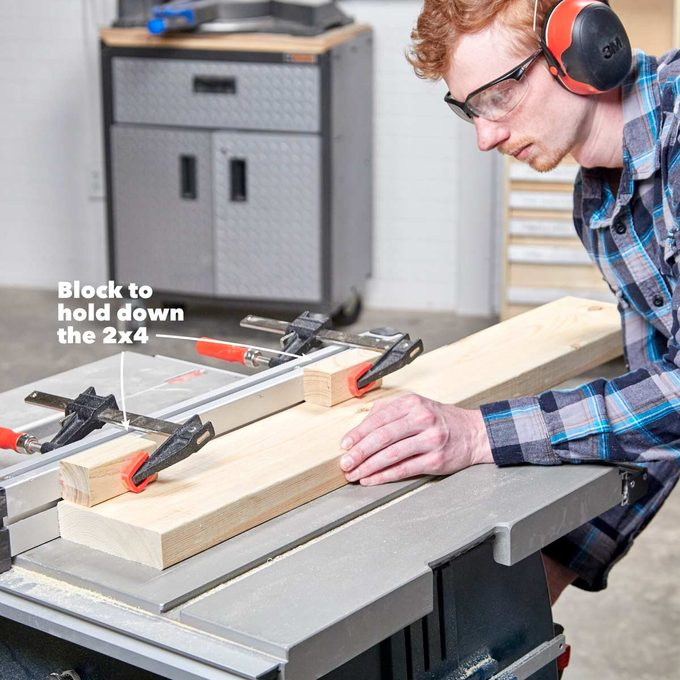 simple blade storage