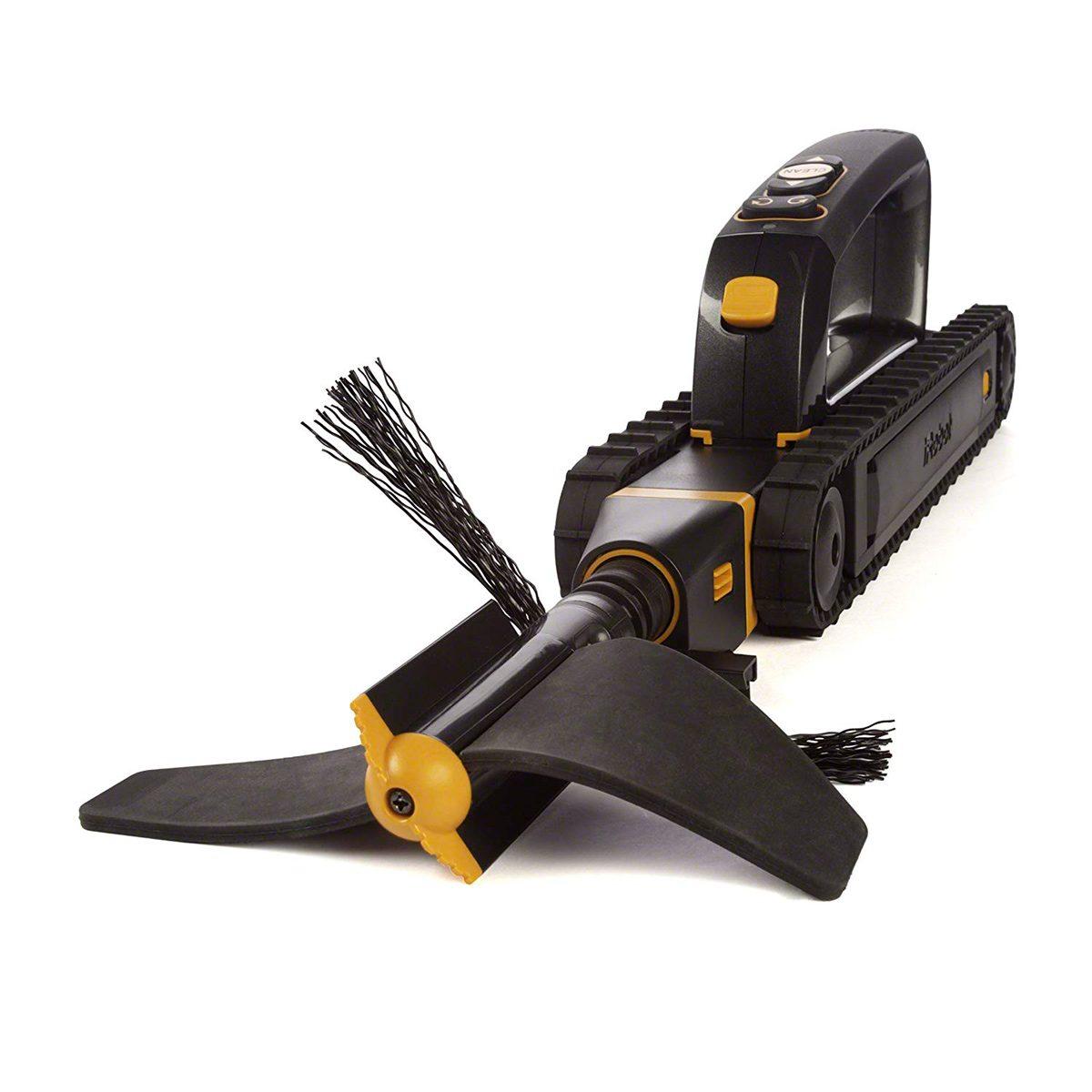 gutter cleaning robot