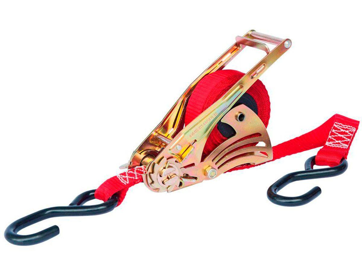 quickloader retractable ratchet straps