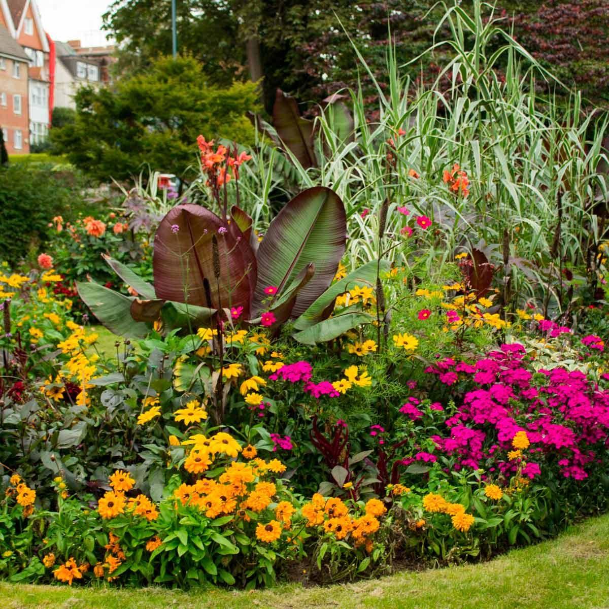 flower bed planner