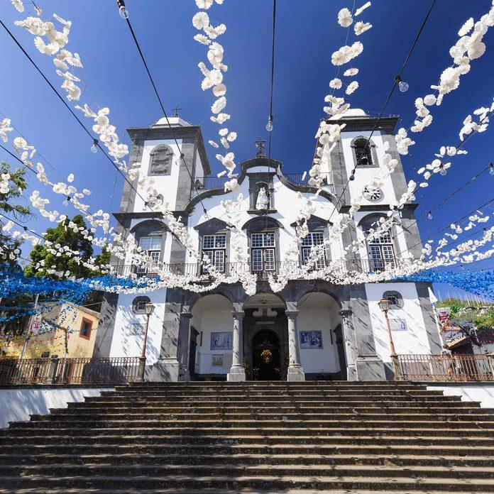 Church-decoration