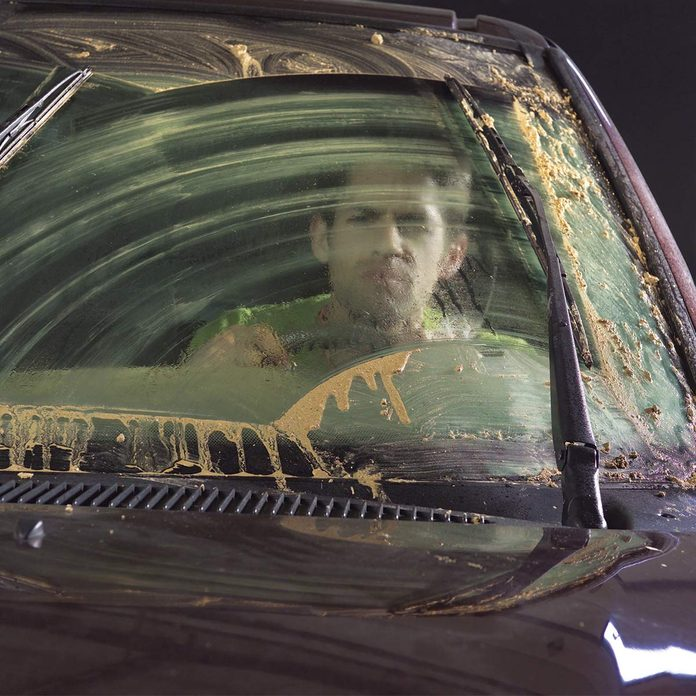 refill windshield washer fluid