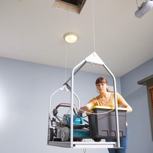 How to Install an Attic Lift