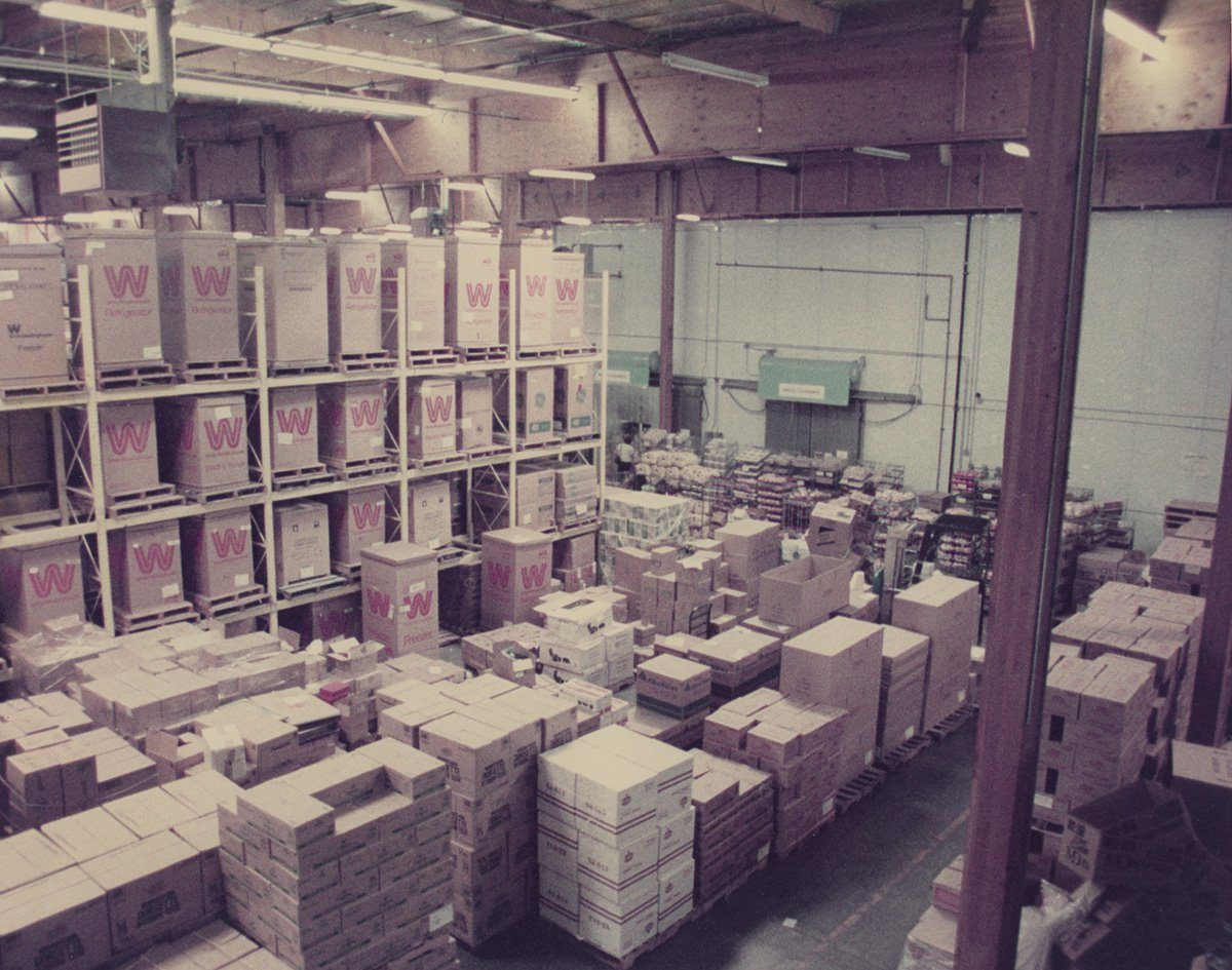 seattle warehouse