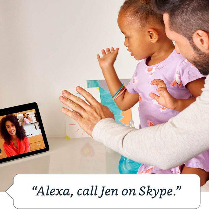 Amazon Alexa Show video call