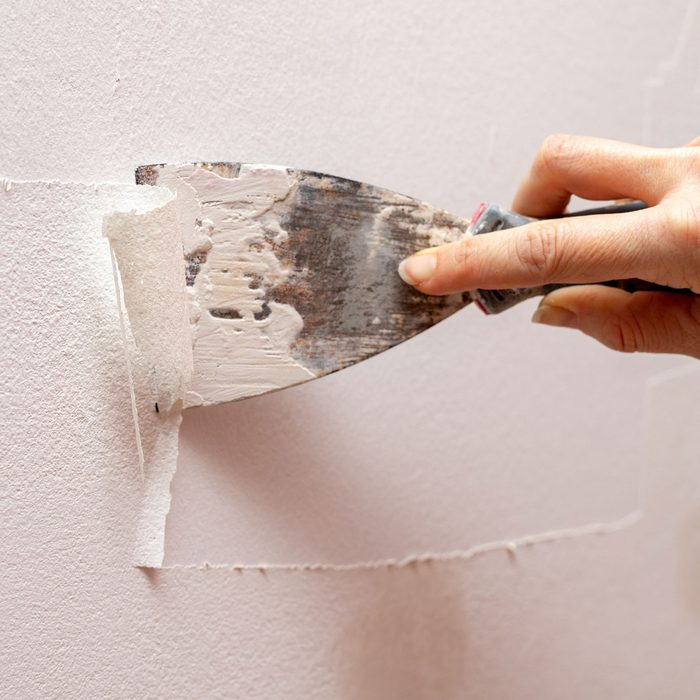 Remove Paint From Wall