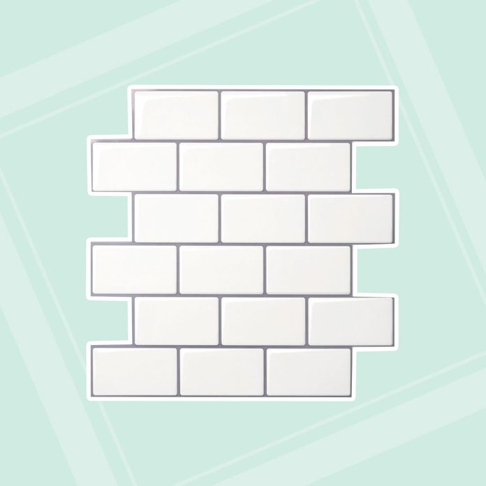 Peel and Stick Wall Tile