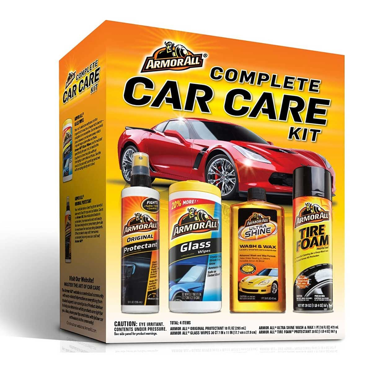 Armor All Car Wash Kit