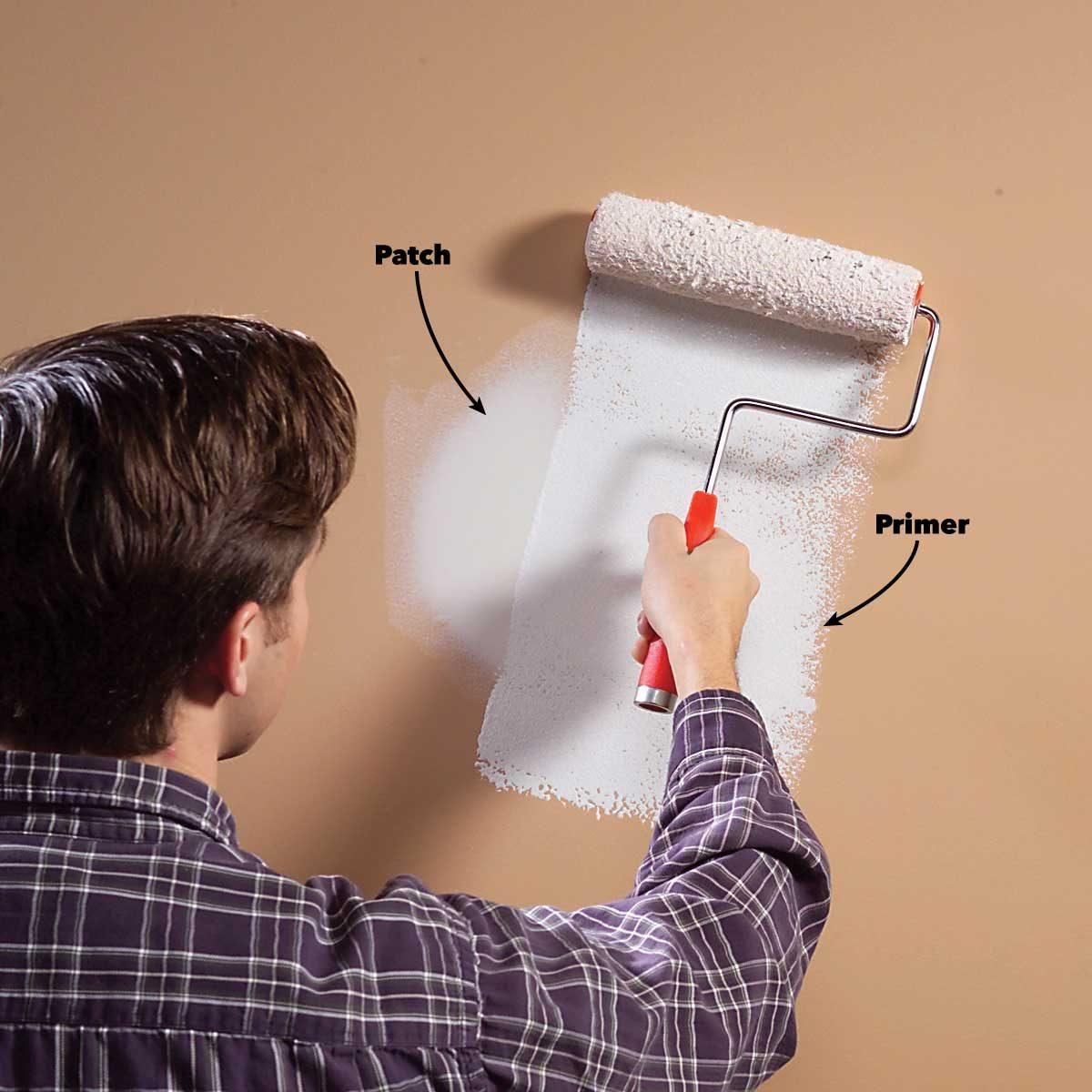 interior painting tips avoid blotchy finish