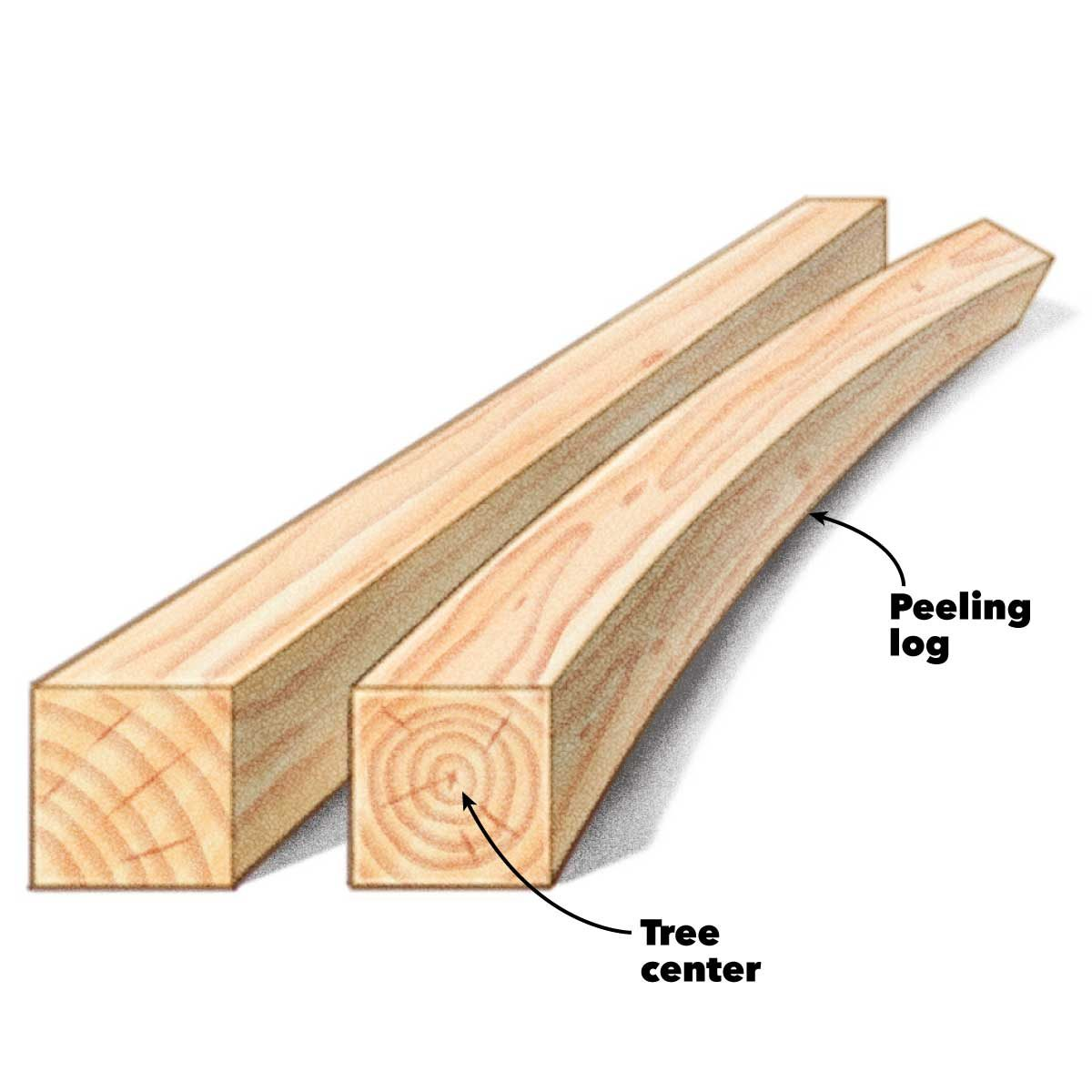 deck building tips tree center