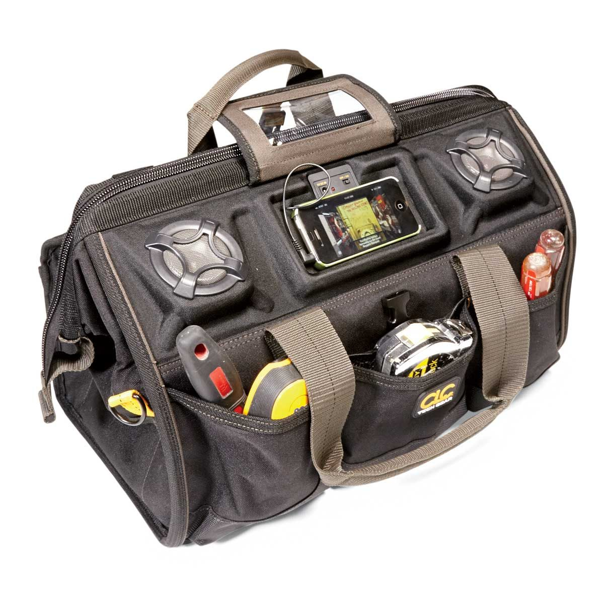 stuff we love CLC work gear speaker tool bag