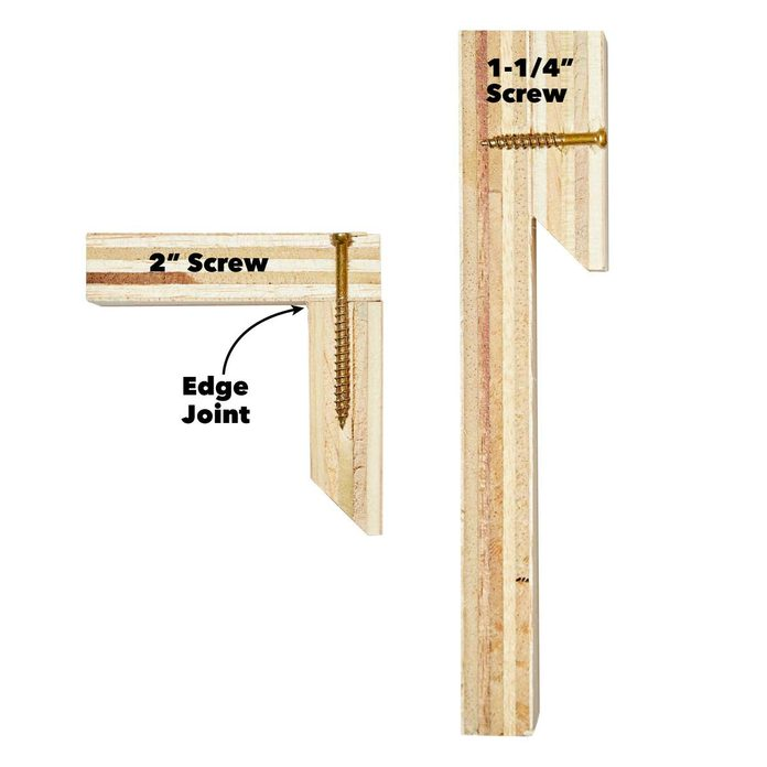 french cleat tool wall trim head screws
