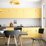 Gorgeous Kitchen Cabinet Paint Colors that Make a Splash