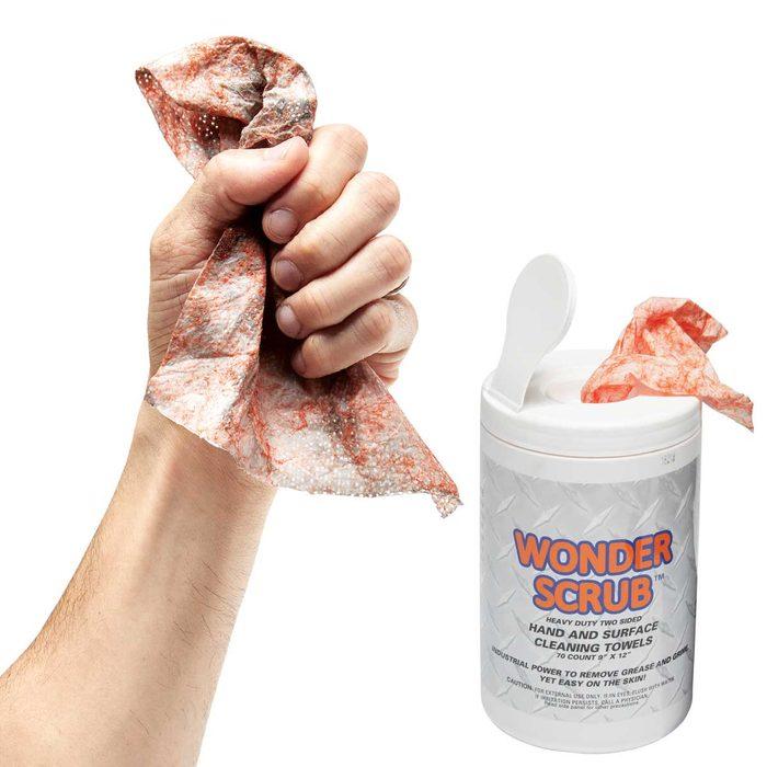 stuff we love wonder scrub wipes