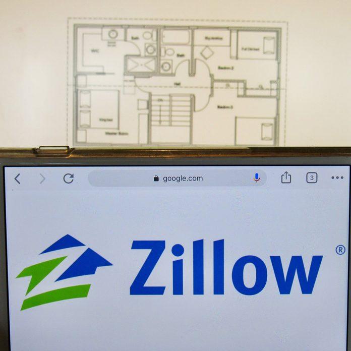 Zillow-real-estate-website
