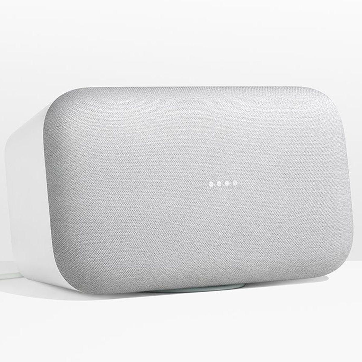 google max speaker