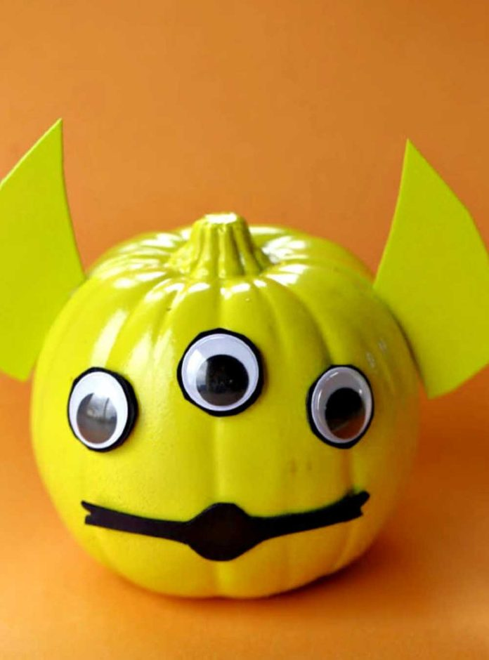 Toy-Story-Alien-Pumpkin