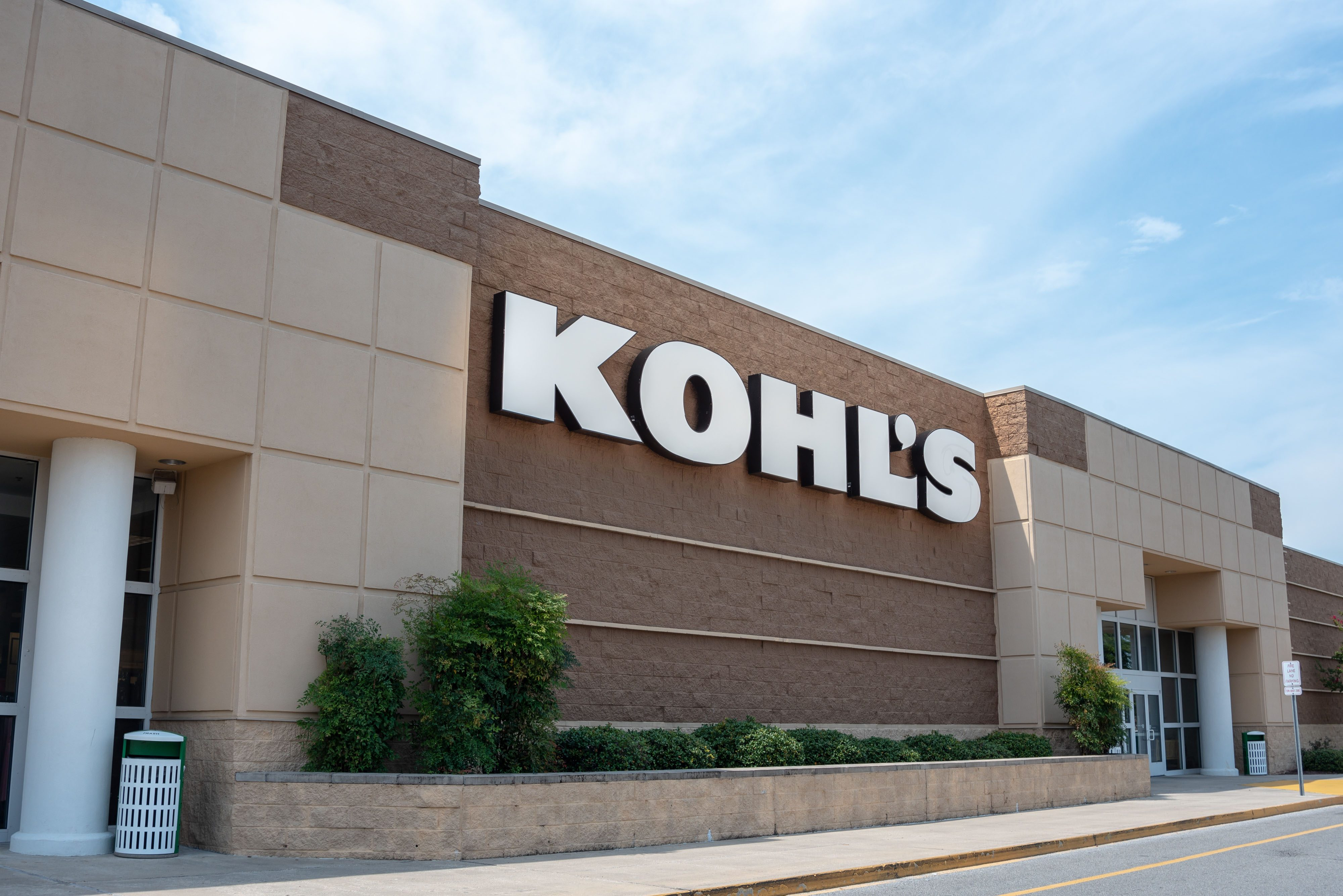 LAFAYETTE, L.A. / USA - SEPTEMBER 8, 2019: Kohl's retail department store exterior sign above the entrance, located in Lafayette, South Louisiana.; Shutterstock ID 1505817617; Job (TFH, TOH, RD, BNB, CWM, CM): TOH What to Buy at Kohl's