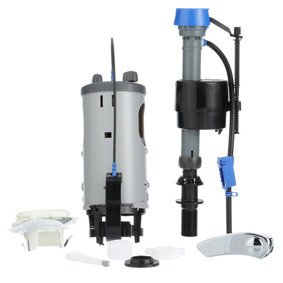 Fluidmaster 550DFRK-3 DuoFlush Complete Fill and Dual Flush Conversion System