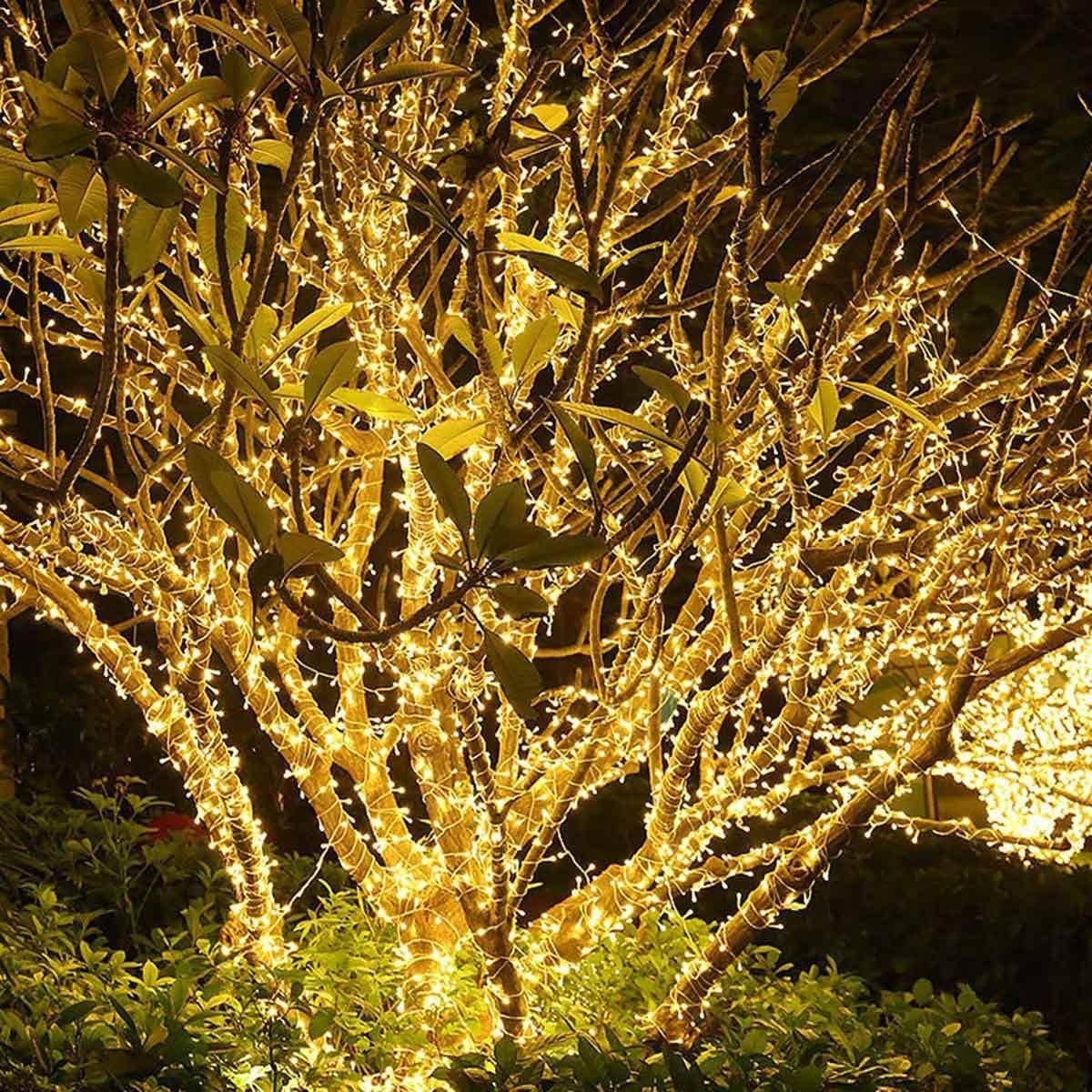 mini outdoor christmas lights