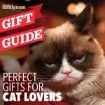 12 Perfect Gifts for Cat Lovers
