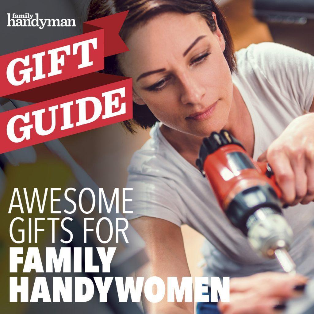 gifts for handywomen